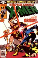 Uncanny X-Men Vol. 1 Annuals (1963-2011) (Comic-Book) #3