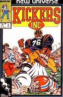 Kickers, Inc. Vol 1 (Comic-book.) #4