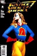 Justice Society of America Vol. 3 (2007-2011) (Comic Book) #8
