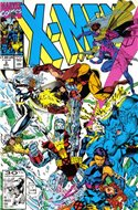 X-Men / New X-Men / X-Men Legacy Vol. 2 (1991-2012) (Comic Book 32 pp) #3