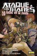 Ataque a los Titanes: Antes de la caída (Rústica con sobrecubierta) #10