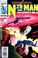 Nth Man. The Ultimate Ninja (Grapa. 17x26. 24 páginas. Color. 1991-1992) #1