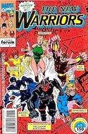 The New Warriors Vol. 1 (1991-1995) (Grapa 24 pp) #1