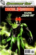 Green Lantern: Emerald Warriors (2010-2011) (Comic book 32 pages (2010-2011)) #4