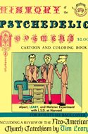 History of the Psychedelic Movement. Cartoon and Coloring Book (Rústica (facsímil)) #