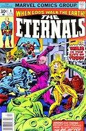 The Eternals Vol.1 (1976-1978) (Comic book. 32 pp) #8