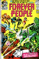 The Forever People (Comic Book) #7