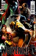 Wolverine (2010-2012 Variant Cover) (Comic Book) #1.2