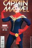 Captain Marvel Vol. 9 (2016 Variant Cover) (Comic Book) #1.5