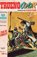 Trueno Color - Segunda época (Grapa 20 pp) #5