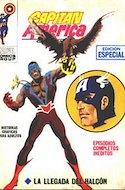 Capitán América Vol. 1 (Rústica. 1969-1974) #7