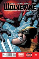 Wolverine (2014) (Comic Book) #2