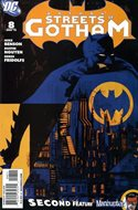 Batman: Streets of Gotham (2009-2011) (Comic Book) #8