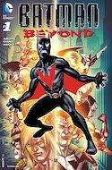 Batman Beyond (Vol 5 2015-2016) (Comic-Book) #1