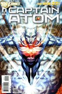 Captain Atom The New 52! (2011-2012) (Grapa) #2