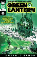 The Green Lantern Vol. 6 (2019-) (Comic book) #7