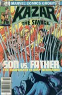 Ka-Zar the Savage Vol 1 (Grapa) #7