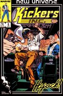 Kickers, Inc. Vol 1 (Comic-book.) #6