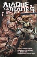 Ataque a los Titanes: Antes de la caída (Rústica con sobrecubierta) #7