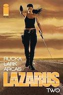 Lazarus (Comic-Book) #2