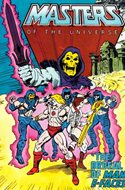 Masters of the Universe (Comic Book) #9