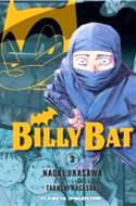 Billy Bat (Rústica con sobrecubierta) #3