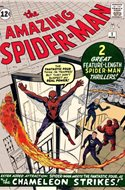 The Amazing Spider-Man Vol. 1 (1963-2007) (Comic-book) #1