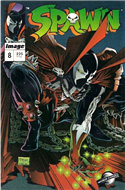 Spawn Vol. 1 (Grapa 24-48 pp) #8