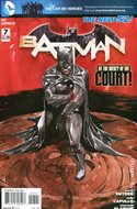 Batman Vol. 2 (2011-2016 Variant Covers) (Comic Book) #7