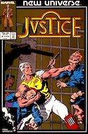 Justice. New Universe (1986) (Grapa.) #8