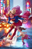 Supergirl Vol. 7 (2016-...) Variant Covers (Comic-book) #17