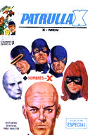 Patrulla X - X-Men (1969) (Rústica, 128 páginas) #1