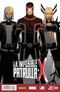 La Imposible Patrulla-X / La Patrulla-X Oro (2012-) (Grapa) #26