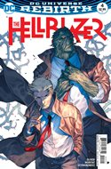 The Hellblazer Vol. 2 (2016-2018) Variant Covers (Comic book) #4.1