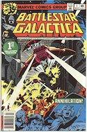 Battlestar Galactica (Grapa) #1