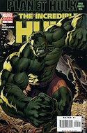 Hulk Vol. 1/ The Incredible Hulk Vol. 2 / The Incredible Hercules Vol. 1 (Variant Covers) (Comic Book) #92