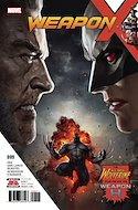 Weapon X Vol. 3 (2017-) (Comic-book) #9