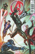New Avengers Vol. 3 (2013 -2015 Variant Covers) (Comic Book) #1.3