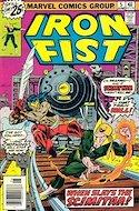 Iron Fist (Vol. 1 1975-1977) (Comic Book) #5