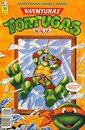 Aventuras Tortugas Ninja (Grapa) #2
