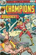 The Champions Vol. 1 (1975-1978) (Comic Book) #5