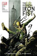 The Immortal Iron Fist (2007-2009) (Digital) #2