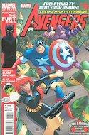 Marvel Universe: Avengers Earth's Mightiest Heroes (Comic Book) #6