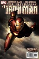 Iron Man Vol. 4 (2005-2009) (Comic Book) #1