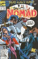 Nomad (1992-1994) (Comic Book) #5