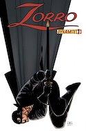 Zorro (Grapa) #1