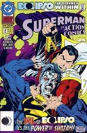 Action Comics Vol. 1 Annual (1987-2011) (Comic Book) #4