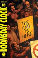 Doomsday Clock (Variant Covers) (Comic Book) #1.6