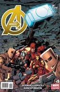Avengers: Marvel Now! (Rústica) #9