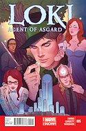 Loki: Agent of Asgard (Comic Book) #5